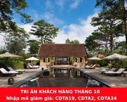 Ana Mandara Villas DaLat Resort & Spa