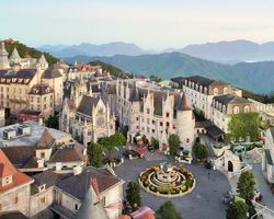 Mercure Danang Banahills French Village