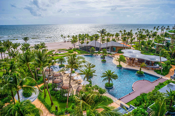 Resort đẹp sang - Ưu đãi ngập tràn